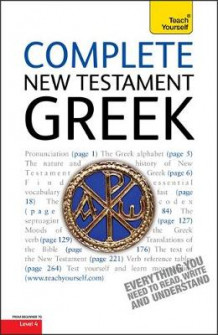 Complete New Testament Greek: Teach Yourself av Gavin Betts (Heftet)