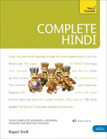 Complete Hindi Beginner to Intermediate Course av Simon Weightman og Rupert Snell (Blandet mediaprodukt)