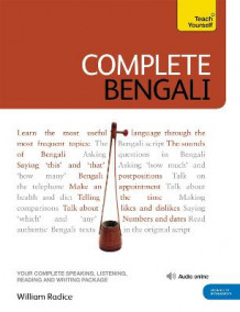 Complete Bengali Beginner to Intermediate Course av William Radice (Blandet mediaprodukt)