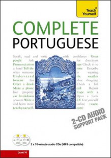 Complete Portuguese Beginner to Intermediate Course: Audio Support av Manuela Cook (Lydbok-CD)