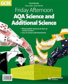 Friday Afternoon AQA Science and Additional Science GCSE Resource Pack + CD av David Brodie og Max Parsonage (Spiral)