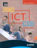 WJEC ICT for GCSE Student Book 2nd Edition av Ian Paget og Peter Vickers (Heftet)