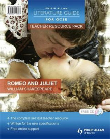 """Romeo and Juliet"": Teacher Resource Pack av Robert Francis (Spiral)"