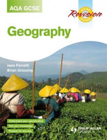 AQA (A) GCSE Geography Revision Guide av Jane Ferretti og Brian Greasley (Heftet)