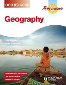 OCR (B) GCSE Geography Revision Guide av Jane Ferretti og Brian Greasley (Heftet)