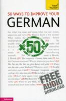 50 Ways to Improve Your German: Teach Yourself av Sieglinde Klovekorn-Ward (Heftet)