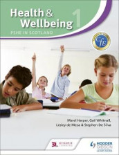 Health and Wellbeing 1: PSHE in Scotland av Marel Harper, Lesley de Meza, Stephen De Silva og Gail Whitnall (Heftet)