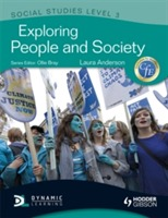 Omslag - CFE Social Studies: Exploring People and Society