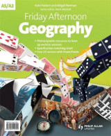 Omslag - Friday Afternoon Geography A-level: Friday Afternoon Geography A-Level Resource Pack + CD Resource Pack