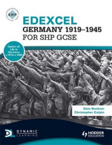 Edexcel Germany 1918-1945 for SHP GCSE av Dale Banham og Christopher Culpin (Heftet)