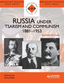 Russia Under Tsarism and Communism 1881-1953 av Terry Fiehn og Chris Corin (Heftet)