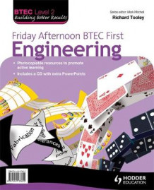 Friday Afternoon BTEC First Engineering Resource Pack + CD av Richard Tooley (Spiral)