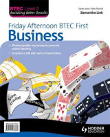 Omslag - Friday Afternoon BTEC First Business: Resource Pack