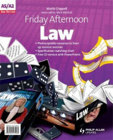 Omslag - Friday Afternoon Law A-Level Resource Pack 2nd Edition + CD