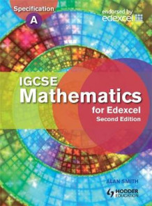 IGCSE Mathematics for Edexcel Student's Book av Prof. Alan Smith (Blandet mediaprodukt)