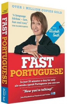 Fast Portuguese with Elisabeth Smith (Coursebook) av Elisabeth Smith (Heftet)