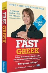Omslag - Fast Greek with Elisabeth Smith (Coursebook)