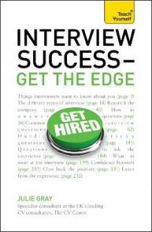 Interview Success - Get the Edge: Teach Yourself av Julie Gray (Heftet)