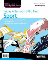Omslag - Friday Afternoon BTEC First Sport Resource Pack