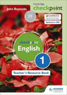 Cambridge Checkpoint English Teacher's Resource Book 1 av John Reynolds (Spiral)