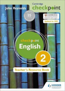 Cambridge Checkpoint English Teacher's Resource Book 2 av John Reynolds (Blandet mediaprodukt)