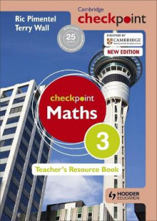 Cambridge Checkpoint Maths Teacher's Resource Book 3 av Terry Wall og Ric Pimentel (Innbundet)
