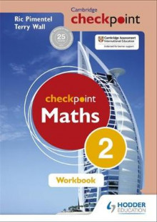 Cambridge Checkpoint Maths Workbook 2 av Ric Pimentel og Terry Wall (Heftet)
