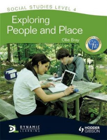 CfE Social Studies Level 4: Exploring People and Place: Level 4 av Ollie Bray (Heftet)