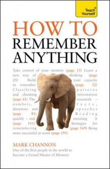 How to Remember Anything: Teach Yourself av Mark Channon (Heftet)