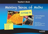 Omslag - Making Sense of Maths - Fitting In: Teacher Book