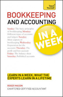 Bookkeeping and Accounting in a Week: Teach Yourself av Roger Mason (Heftet)