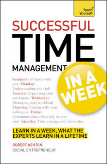 Successful Time Management in a Week: Teach Yourself av Robert Ashton og Polly Bird (Heftet)