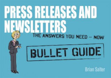 Newsletters and Press Releases av Brian Salter (Heftet)