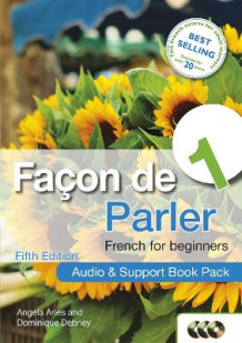 Facon De Parler 1 French for Beginners (Lydbok-CD)