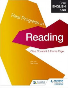 Core English KS3 Real Progress in Reading av Alan Howe, Emma Page, David Belsey, Clare Constant og Steve Eddy (Heftet)