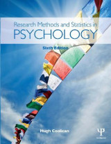 Omslag - Research Methods and Statistics in Psychology