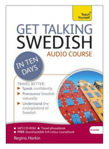 Get Talking Swedish in Ten Days Beginner Audio Course av Regina Harkin (Lydbok-CD)