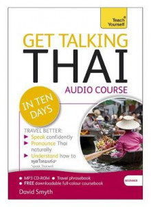Get Talking Thai in Ten Days Beginner Audio Course av David Smyth (Lydbok-CD)