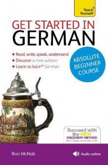 Get Started in German Absolute Beginner Course av Rosi McNab (Blandet mediaprodukt)