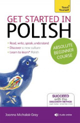 Omslag - Get Started in Polish Absolute Beginner Course