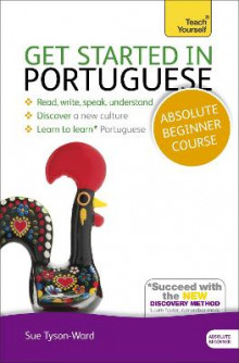 Get Started in Portuguese Absolute Beginner Course av Sue Tyson-Ward (Blandet mediaprodukt)