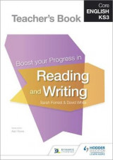 Omslag - Core English KS3 Boost Your Progress in Reading and Writing Teacher's Book: Levels 3-4