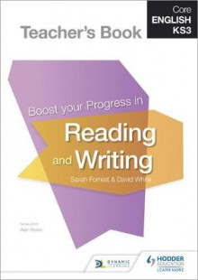 Core English KS3 Boost Your Progress in Reading and Writing Teacher's Book: Levels 3-4 av Alan Howe, Louise Briggs, Jane Davies, Sarah Forrest og David White (Spiral)