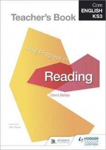 Core English KS3 Real Progress in Reading Teacher's Book av David Belsey (Spiral)