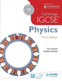 Cambridge IGCSE Physics av Tom Duncan og Heather Kennett (Blandet mediaprodukt)