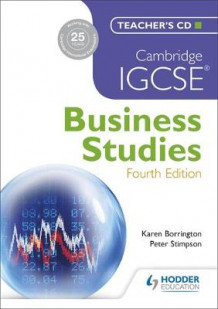 Cambridge IGCSE Business Studies Teacher av Karen Borrington og Peter Stimpson (Annet digitalt format)