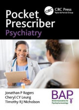 Omslag - Pocket Prescriber Psychiatry