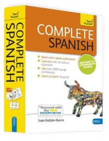 Complete Spanish Beginner to Intermediate Book and Audio Course av Juan Kattan-Ibarra (Blandet mediaprodukt)