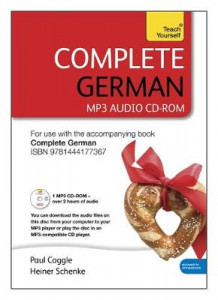 Complete German (Learn German with Teach Yourself): Audio Support av Paul Coggle og Heiner Schenke (CD-ROM)