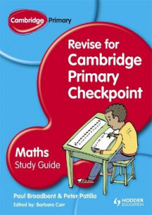 Cambridge Primary Revise for Primary Checkpoint Mathematics Study Guide av Barbara Carr (Heftet)